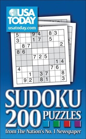USA TODAY Sudoku: 200 Puzzles from the Nation's No. 1 Newspaper