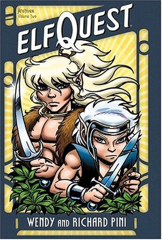 Elfquest Archives, Vol. 2