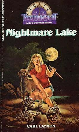Nightmare Lake (Twilight: Where Darkness Begins #11)
