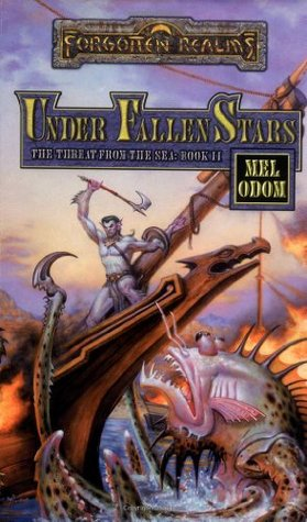 Under Fallen Stars (Forgotten Realms: The Threat from the Sea, #2)
