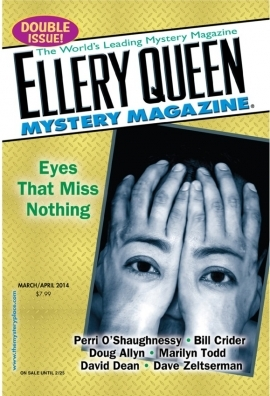 Ellery Queen Mystery Magazine (March/Apr...