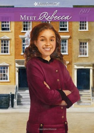 Meet Rebecca by Jacqueline Dembar Greene