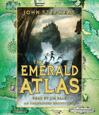 The Emerald Atlas(The Books of Beginning 1)