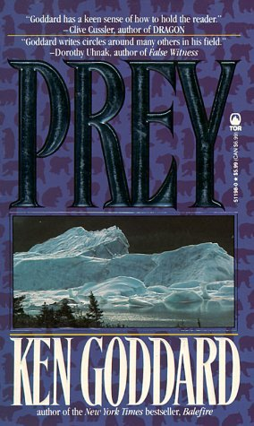 Prey by Ken Goddard
