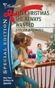 The Christmas She Always Wanted(Men of the West 14)