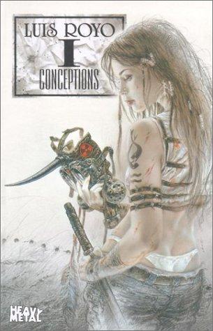 Fantasy art luis royo sex pity