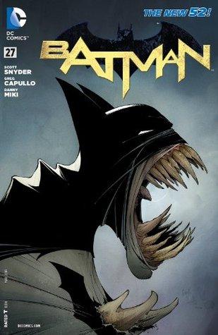 Batman (2011-2016) #27