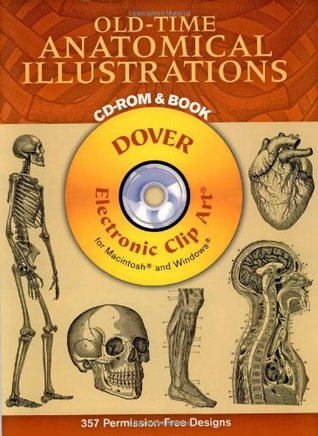 Old-Time Anatomical Illustrations by Jim Harter