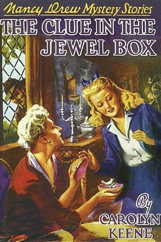 The Clue in the Jewel Box by Carolyn Keene