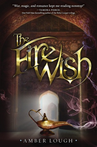 The Fire Wish (The Jinni Wars, #1)