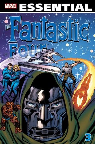 Essential Fantastic Four, Vol. 3