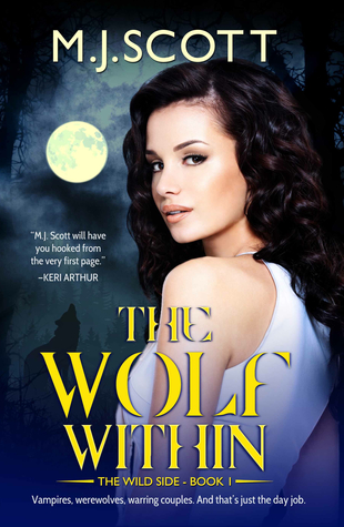 The Wolf Within(The Wild Side 1)