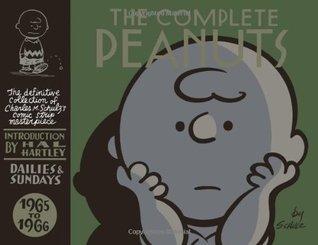 The Complete Peanuts, Vol. 8: 1965-1966