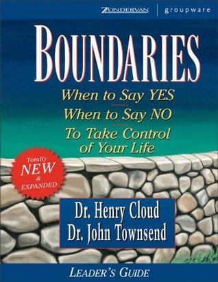 Boundaries: Leader's Guide