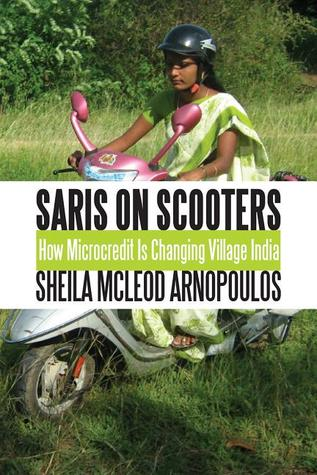 Saris on Scooters by Sheila McLeod Arnopoulos