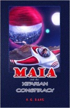 Maia and the Xifarian Conspiracy