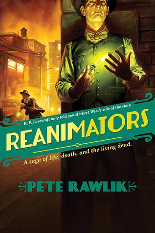 Reanimators (Dr. Stuart Hartwell #1)