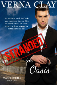 Stranded in Oasis (Oasis, #1)