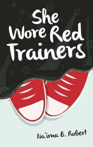 Image result for she wore red trainers