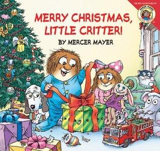 Merry Christmas, Little Critter! (A Golden Look-Look Book)