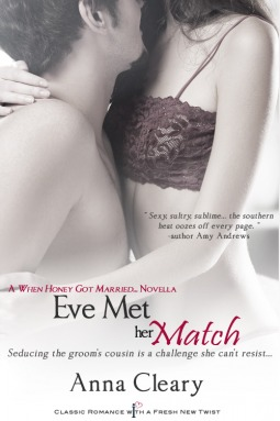Eve met her match par Anna Cleary