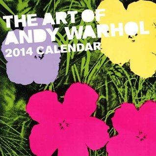 Art of Andy Warhol 2014 Wall Calendar