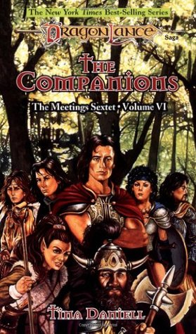 The Companions by Tina Daniell