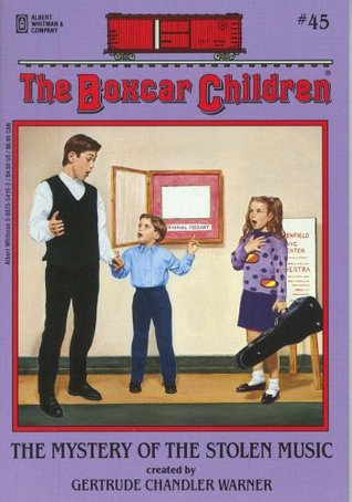 The Mystery of the Stolen Music (The Boxcar Children, #45)