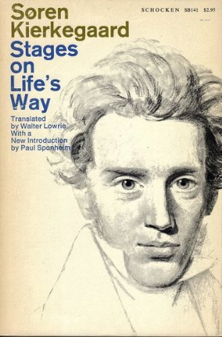 "soren kierkegaard stages on lifes way essay Stages on life's way has 188 ratings and 7 reviews eric said: though of course many of ""kierkegaard's"" works are synonymous, stages on life's way is an."