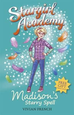 Madison's Starry Spell (Stargirl Academy, #2)