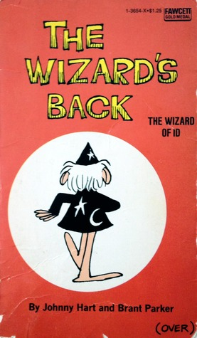 The Wizard's Back by Brant Parker