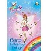 Coco the Cupcake Fairy (Rainbow Magic, #129; The Sweet Fairies, #3)