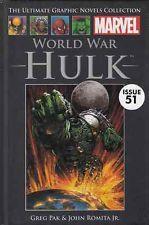 World War Hulk (Marvel Ultimate Graphic Novel Collection #55)