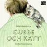 Gubbe och katt by Nils Uddenberg