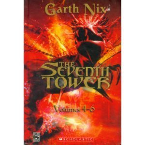 The Seventh Tower by Garth Nix