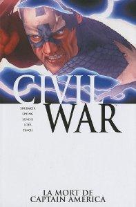 Civil War Tome 3: La mort de Captain America