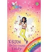 Esme the Ice Cream Fairy (Rainbow Magic, #128; The Sweet Fairies, #2)