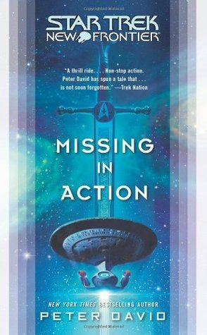 Missing in Action (Star Trek: New Frontier, #16)