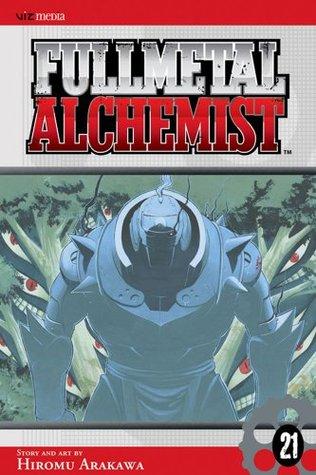 Fullmetal Alchemist, Vol. 21 by Hiromu Arakawa