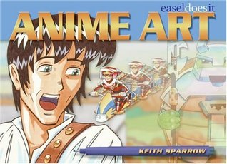 Anime Art: Easel-Does-It