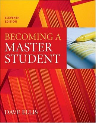 Becoming a master student by david b ellis fandeluxe Gallery