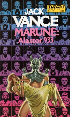 Marune by Jack Vance