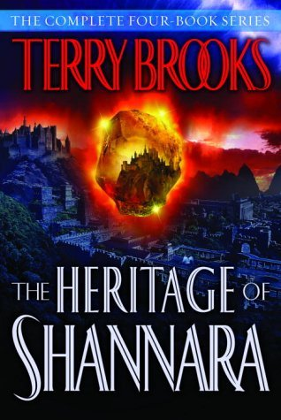 The heritage of shannara by terry brooks 15555 fandeluxe Gallery