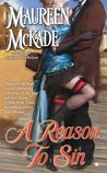 A Reason to Sin (Forrester Brothers, #3)