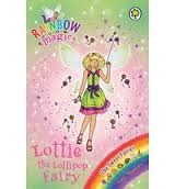 Lottie the Lollipop Fairy (Rainbow Magic, #127; The Sweet Fairies, #1)