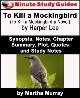 """30-Minute Study Guide: """"To Kill a Mockingbird"""" (To Kill a Mockingbird a Novel) by Harper Lee Synopsis, Notes, Chapter Summary, Plot, Quotes, and Study Notes"""