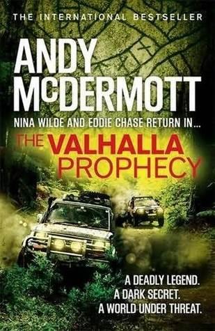 The Valhalla Prophecy (Nina Wilde & Eddie Chase #9)