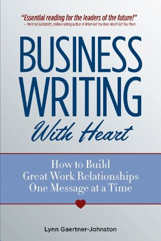 Business writing books