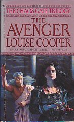 The Avenger(Chaos Gate 3) - Louise Cooper
