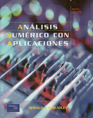 Applied Numerical Analysis 7th Edition Gerald Pdf